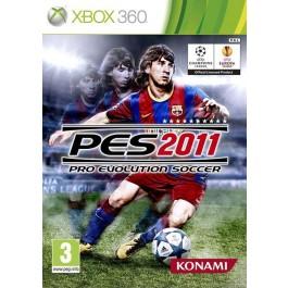 Pro Evolution Soccer 2011 Xbox 360