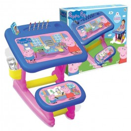 Peppa Pig Activity Desk with Seat (PEPC001)