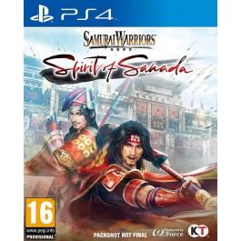 Samurai Warriors Spirit of Sanada Game PS4