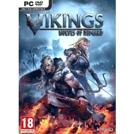 Vikings Wolves of Midgard Video Game PC