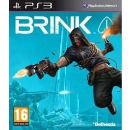 Brink PlayStation 3 PS3