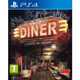 Joes Diner PS4 Game