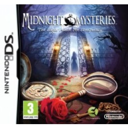 Midnight Mysteries The Edgar Allen Poe Conspiracy Nintendo DS