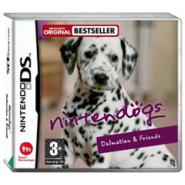 Nintendogs Dalmatian and Friends Nintendo DS
