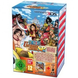 One Piece Unlimited Cruise Special Limited Edition - including Figure Nintendo 3DS