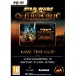 Star Wars The Old Republic Time Card PC