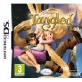 Tangled Nintendo DS