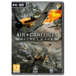 Air Conflicts - Secret Wars PC