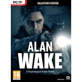 Alan Wake Collectors Edition PC DVD