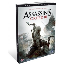 Assassins Creed III The Complete Official Guide Paperback Book