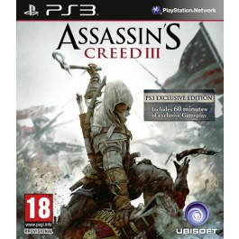 Assassins Creed 3 PS3