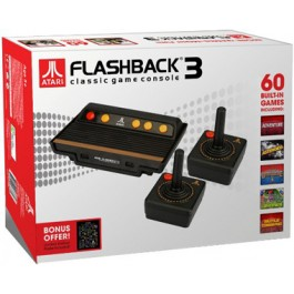 Atari Flashback 3 Console with 60 Built ins
