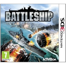 Battleship Nintendo 3DS Game