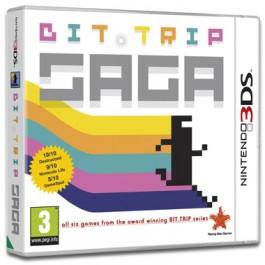Bit Trip Saga Nintendo 3DS