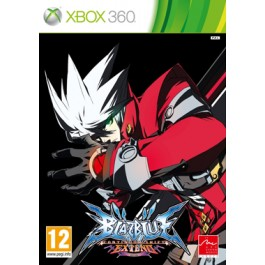 BlazBlue Continuum Shift Extend Xbox 360