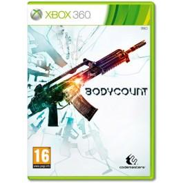 Body Count Xbox 360