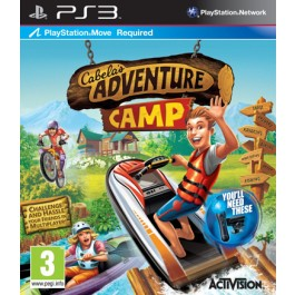Cabelas Adventure Camp Huntings Sony PS3