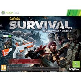 Cabelas Survival Shadows of Katmai Gun Bundle Xbox 360