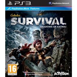 Cabelas Survival Shadows of Katmai PS3