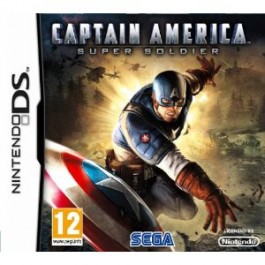Captain America: Super Soldier Nintendo DS