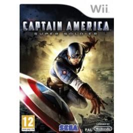 Captain America: Super Soldier Nintendo Wii