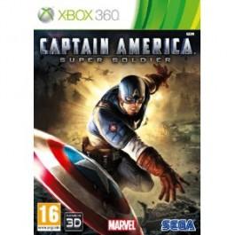Captain America Super Soldier Xbox 360