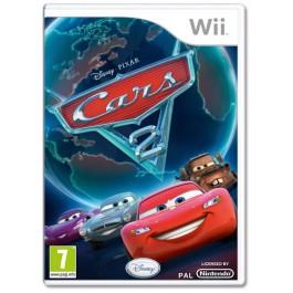 Cars 2 Nintendo Wii