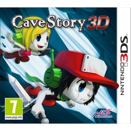 Cave Story 3D The Nintendo 3DS