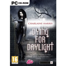 Charlaine Harris Dying for Daylight PC CD
