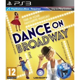 Dance on Broadway for Sony Playstation Move PS3