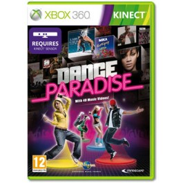 Dance Paradise - Requires Kinect Xbox 360