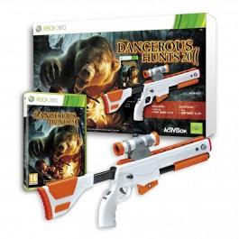 Cabela's Dangerous Hunts 2011 With Top Shot Elite Xbox 360