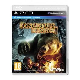 Cabela's Dangerous Hunts 2011 - Move Compatible PS3