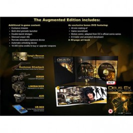 Deus Ex Human Revolution Augmented Edition PC