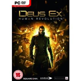 Deus Ex Human Revolution PC DVD
