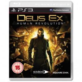 Deus Ex Human Revolution Sony PS3