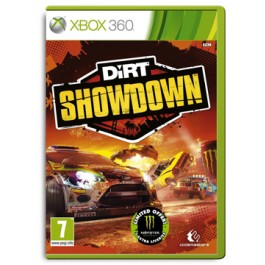 Dirt Showdown Pack Driving Xbox 360