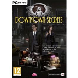 Downtown Secrets PC DVD