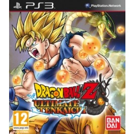 Dragon Ball Z Ultimate Tenkaichi Sony PS3