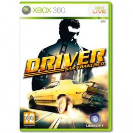 Driver San Francisco Xbox 360