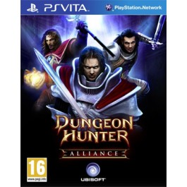 Dungeon Hunter Alliance Game PS Vita