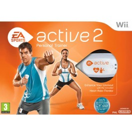 EA Sports Active 2 Nintendo Wii