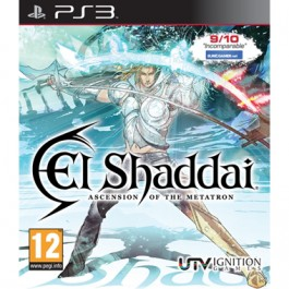 El Shaddai - Ascension of the Metatron Sony PS3