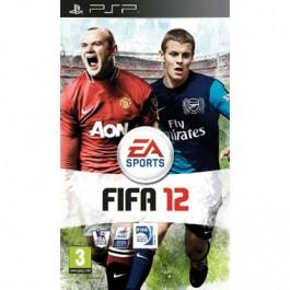 Fifa 12 Football Sony PSP
