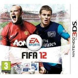 Fifa 12 Football Nintendo 3DS