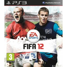 Fifa 12 Football Sony PS3