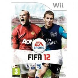 Fifa 12 Football Nintendo Wii