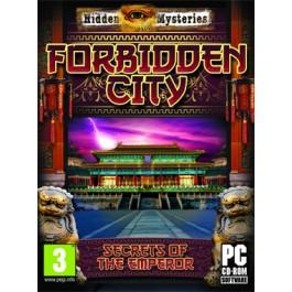 Forbidden City PC DVD