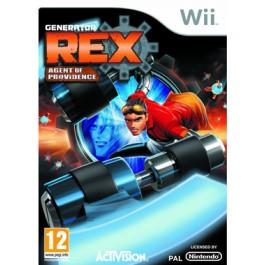 Generator Rex Agent of Providence Nintendo Wii