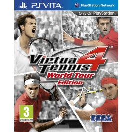 Virtual Tennis 4 PS Vita